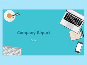[提案書]Company Report